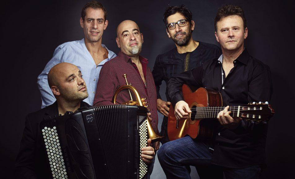 Quintet S.Luc & Frères Chemirani S. Belmondo & L. Suarez