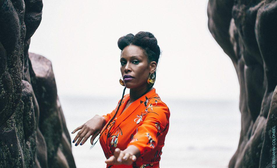 Sandra Nkaké + Slyv