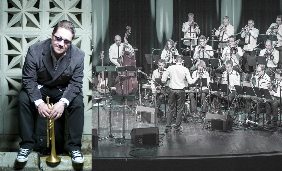 Big Band de Fontaine feat. Jim Rotondi + WE Five