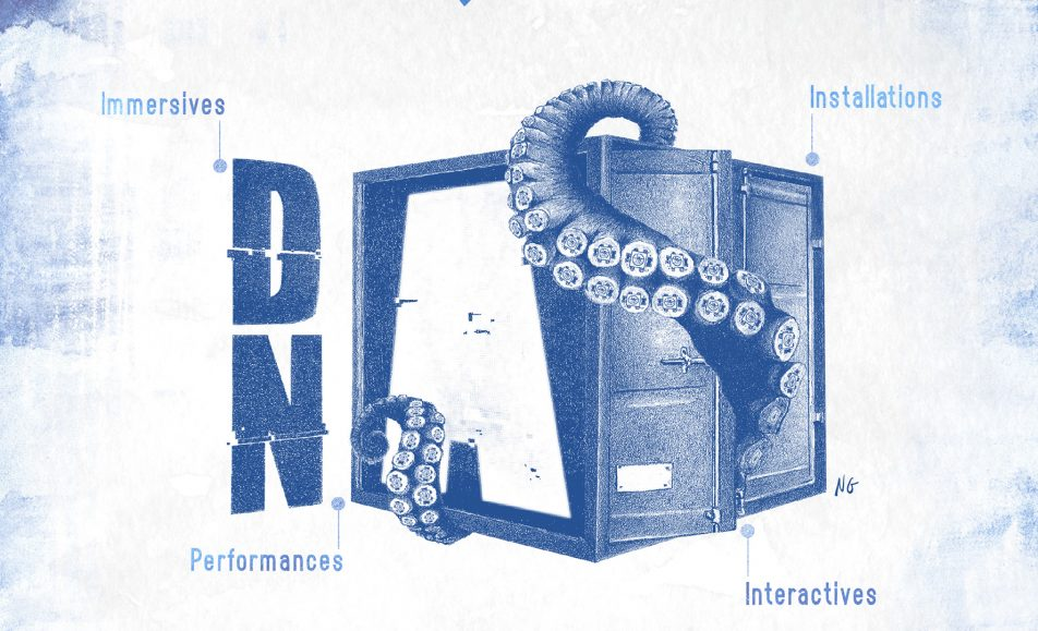 Festival DN[A] : Installations Sonores et Immersives